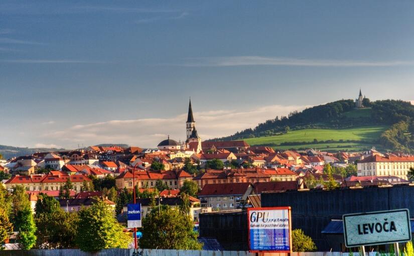 Lewocza – skarb Słowacji