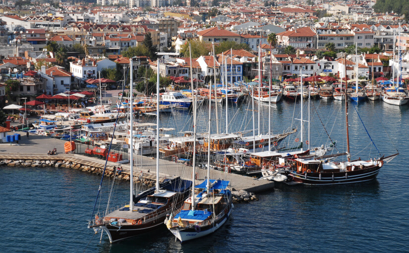 Marmaris Turcja Port