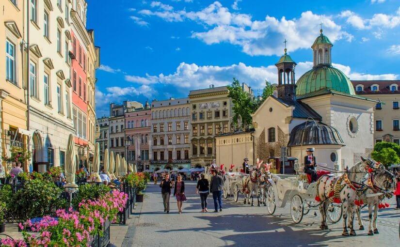 Od czego zacząć zwiedzanie Krakowa