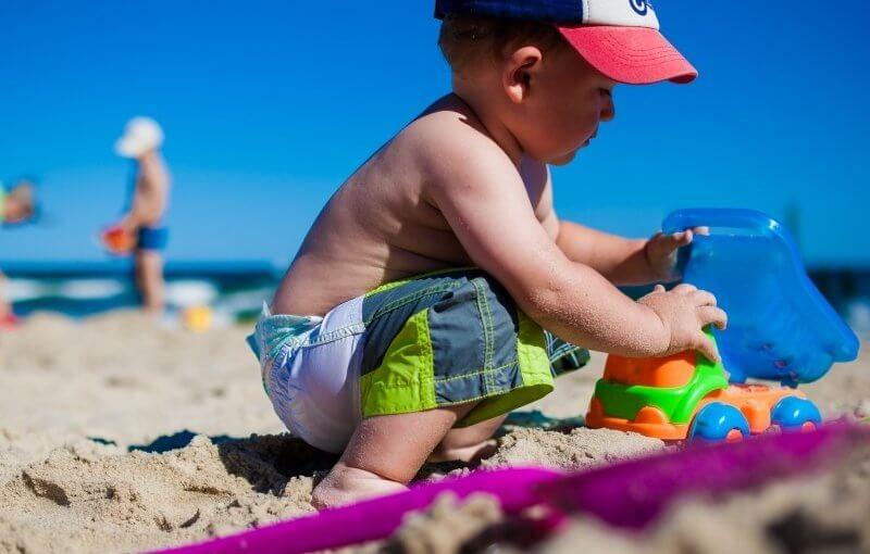 Czy zwiedzanie z małym dzieckiem jest męczące?