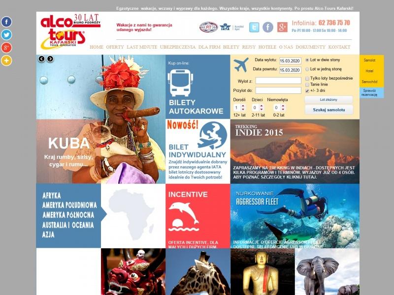 Biuro Podróży Bilety lotnicze Wakacje