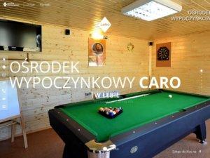 Noclegi Łeba- caronoclegi.pl