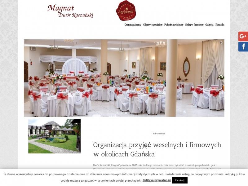 "Dwór Kaszubski ""Magnat"""