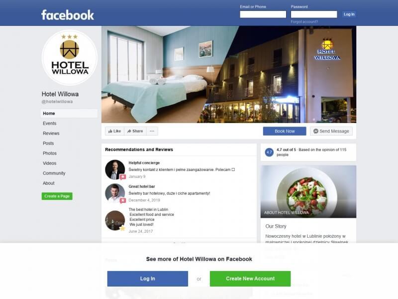 Hotel Lublin - WILLOWA HOTEL i Restauracja w Lublinie