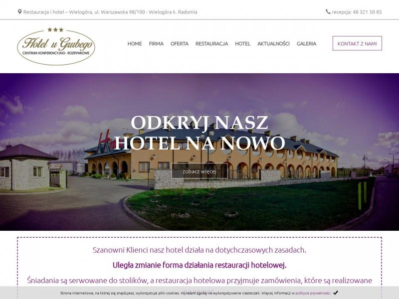Hotel Radom u Grubego