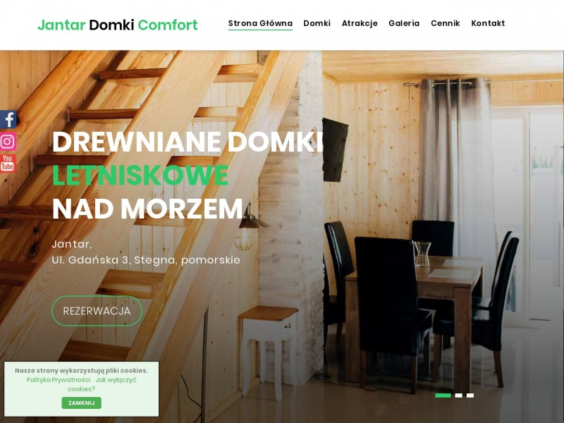 Jantar Domki Comfort