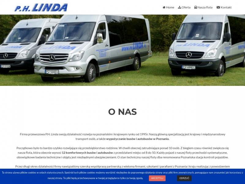 PH LINDA - wynajem busów Poznań