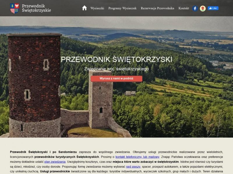 Przewodnik po Kielcach