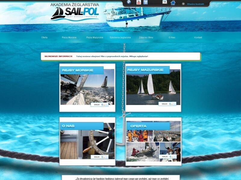 Sail-Pol rejsy morskie