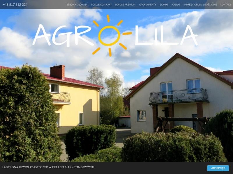 Agroturystyka Lila - Kopalino - Wczasy nad morzem