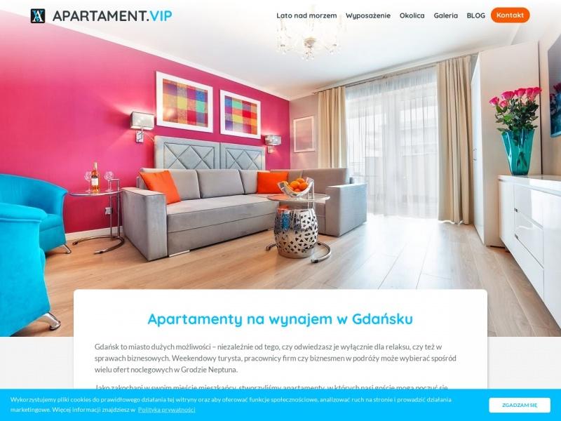 Apartament.Vip - nocleg w Gdańsku