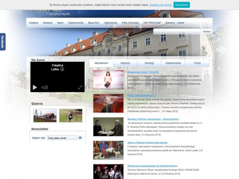 Cieplice.net - Aktualności