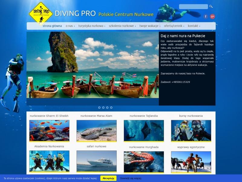Divingpro.eu - nurkowanie Sharm