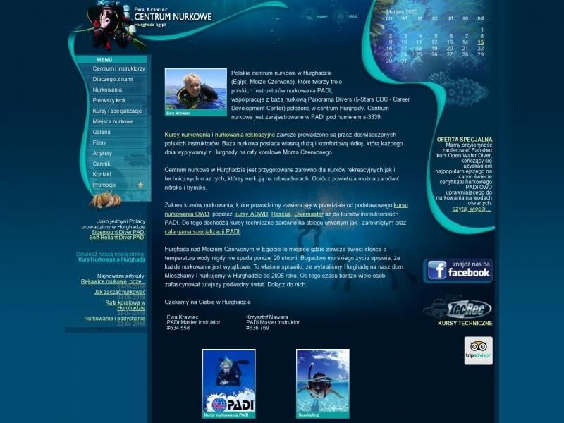 CENTRUM NURKOWE-nurkowanie Hurghada nurkowanie Egipt