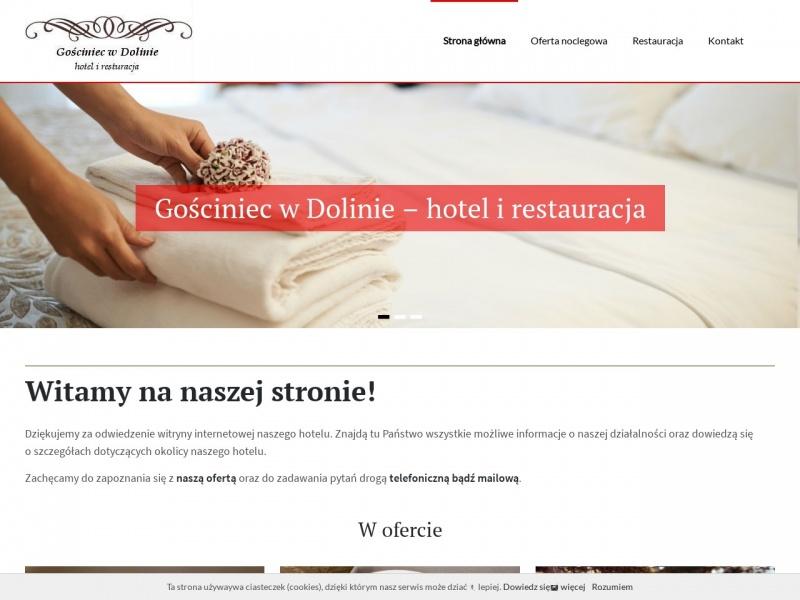 Hotel - gosciniecwdolinie.com.pl