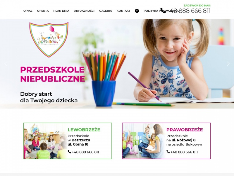 Przedszkole prywatne Szczecin