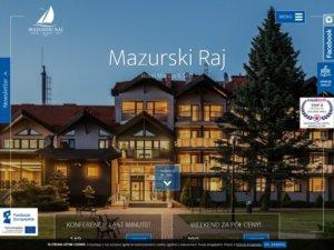 Hotel Mikołajki - www.mazurskiraj.pl