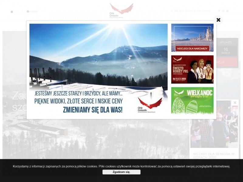 Centrum Kongresów i Rekreacji Orle Gniazdo w Szczyrku
