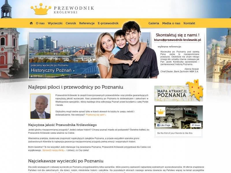 Przewodnik po Poznaniu