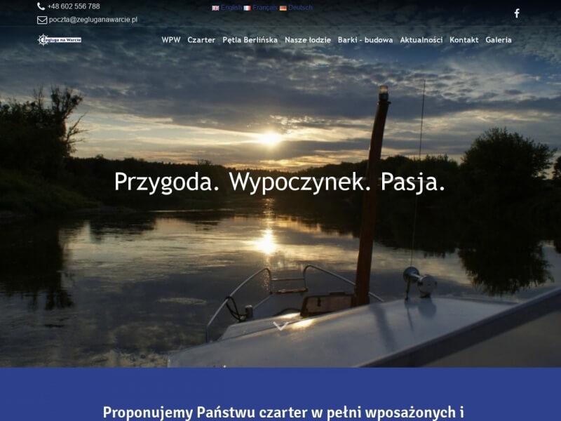 Rejsy po Wielkopolsce - czarter